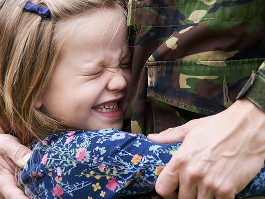 Military Child Custody